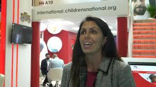 Children's National Hospital talks to Arab Health TV - Dr Soraia Anguili