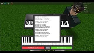 ROBLOX PIANO! DEMONS BY IMAGION DRAGONS!