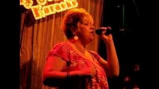 Little Big Town Pontoon Karaoke Cover by Kim Shuck-Komosinski 5-21-2013 at Pepper's Ft Indianapolis