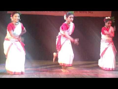 jhum jhum kanya nacho - Dance