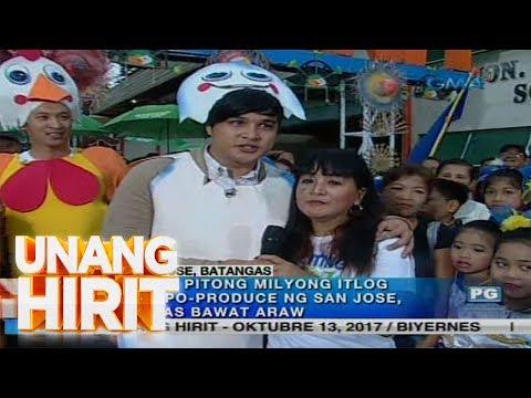 Unang Hirit: Egg-citing Celebration ng World Egg Day sa San Jose, Batangas