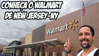 Conhecendo o Walmart de New Jersey