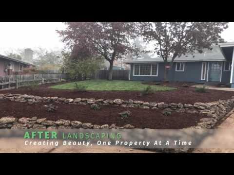 Landscape Services Medford, Oregon - Landscape Services Medford, Oregon - YouTube