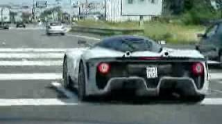 Ferrari P4/5 by Pininfarina (one-of-a-kind supercar)