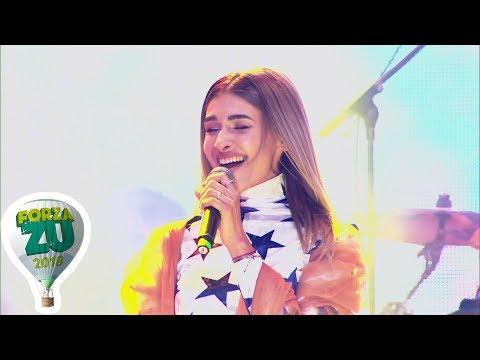 ALINA EREMIA - A fost o nebunie / Poarta-ma / Cum se face (Live la FORZA ZU 2018)