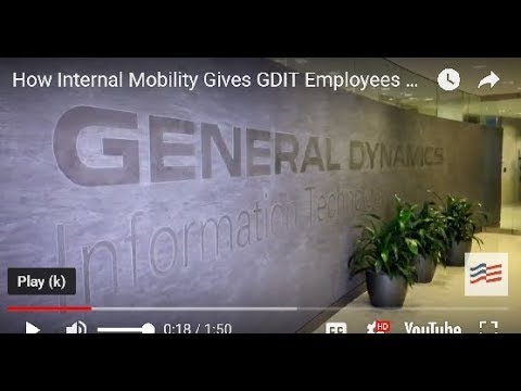 How Internal Mobility Gives GDIT Employees Room to Grow