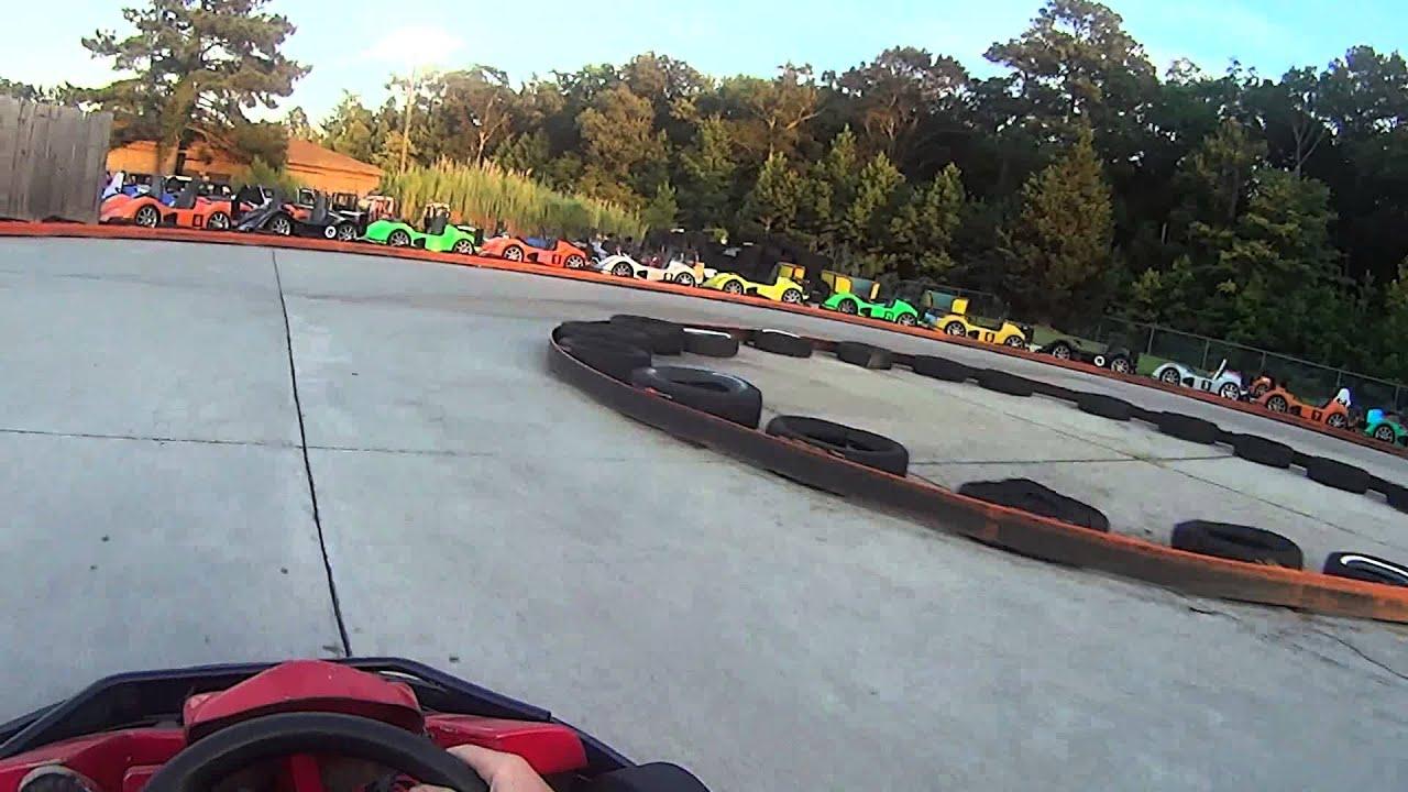 Go Kart Motor World Virginia Beach With Sony Cam You