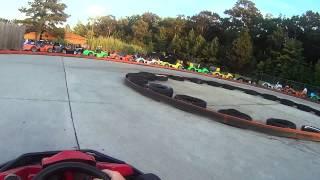 Go Kart Motor World Virginia Beach with Sony Cam