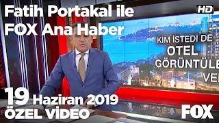 Özgür Özel: Bu kumpas tam bir fetö işidir... 19 Haziran 2019 Fatih Portakal ile FOX Ana Haber