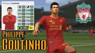 Philippe Coutinho • Skills & Goals • Dream League Soccer 2017