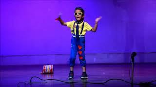 Performance of Etaksh (Tukku) during BOHO CLUB Talent Show 2018