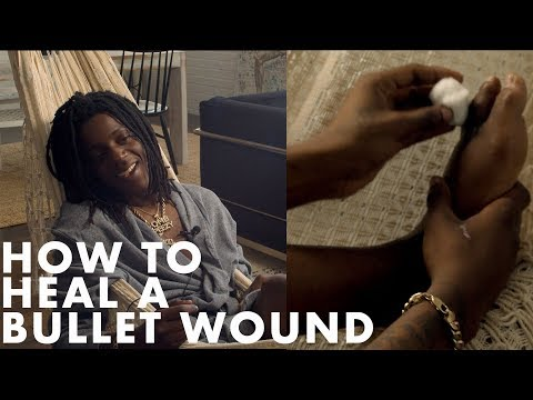 How To Heal A Bullet Wound   Hood Essentials with OMB Peezy