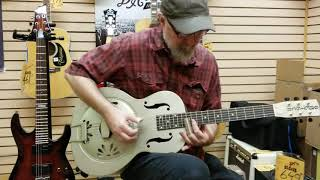 Gretsch Honey Dipper Resonator