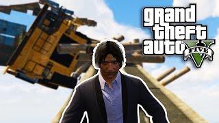 KAKO OVAJ ULAZI U TENK ?! Grand Theft Auto V - Deathrun w/Cale thumbnail