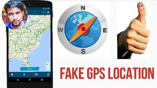 How to set Fake gps location in Android no root required| 2019 rahul singh bisht