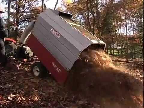Harper Bruce Using And Dumping A Trac Vac