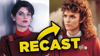 7 Star Trek Actors Who Were Fired