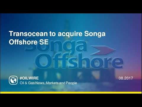 Transocean to acquire Songa Offshore SE