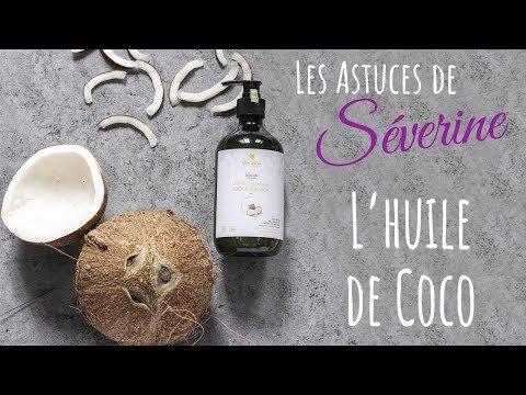 Huile de coco : propriétés et utilisations