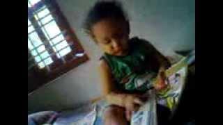 Studying for UPSC Exam...KUNJU