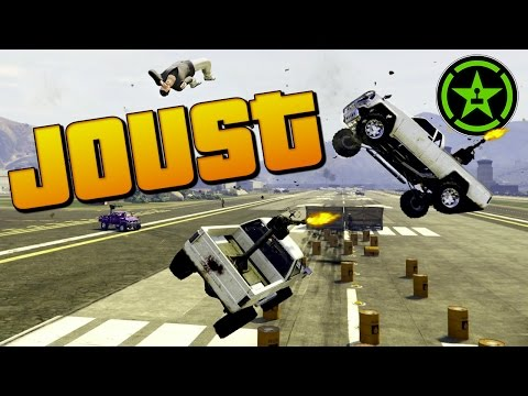 Things to Do In: GTA V - Joust