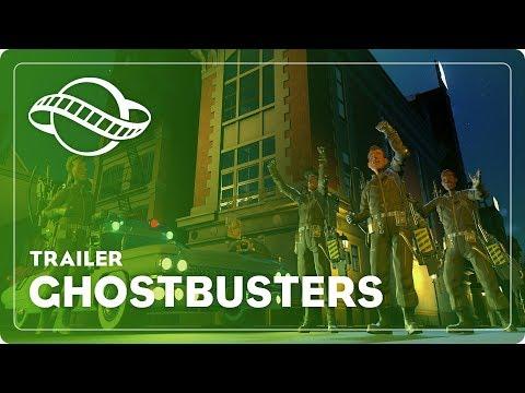 Дополнение Ghostbusters выйдет для Planet Coaster Console Edition в конце апреля