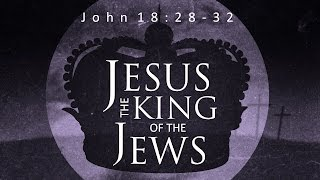 Jesus - King of the Jews