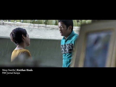 (OST JURNAL SURAYA) Wany Hasrita - Rintihan Rindu (Lyric Video)