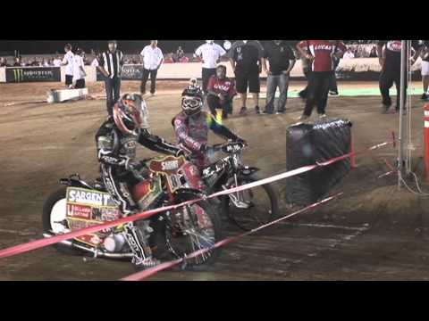 Oct 5th 2013 Main Event  United States Speedway National Championships