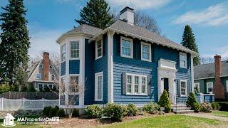 Home for Sale: 35 Dexter Rd, Lexington MA