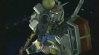 PS2「機動戦士ガンダムめぐりあい宇宙」 付録1 OPENING CG