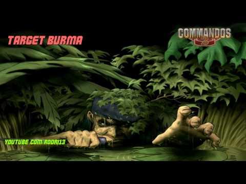 Commandos 2 OST - Target burma - 26/29 [HD] thumbnail