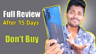 Tecno Spark Power 2 Full Review After 15 Days with Pros & Cons in Hindi || Don't Buy