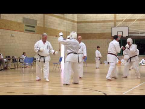 Thrish Black Belt Grading