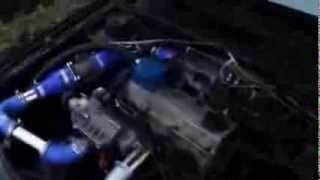 VW GOLF MK 3 GTI 8V ADY SUPERCHARGER EATON M65 BLOW OFF