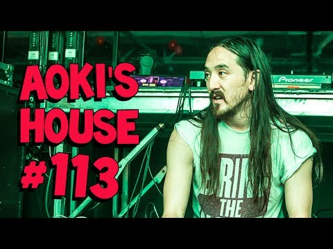 Aoki's House on Electric Area #113 - Yolanda Be Cool, Tristan Garner, Megamen, and more