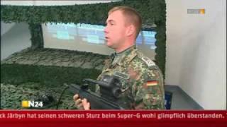 Im Gleichschritt Marsch - Rekruten bei der Bundeswehr part 2