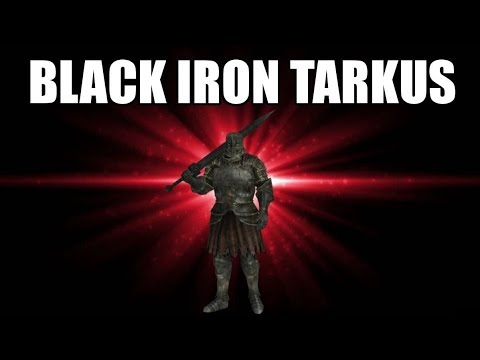 Dark Souls 3 Black Iron Tarkus - Strength/Vitality Build