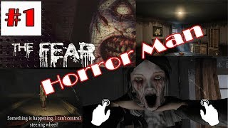 Kena Cekik Ama Kuntilanak - The Fear (Horror Game) #1