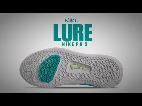 Nike PG 3 Lure | First Look #sneakers