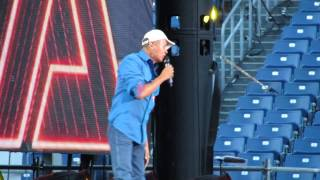 "Neal McCoy ""The Ballad of Jed Clampett"" Partial,  CMAFest 2015"