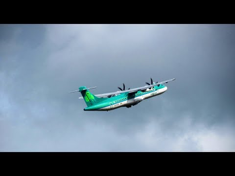 21 minute Plane spotting episode at Cork airport