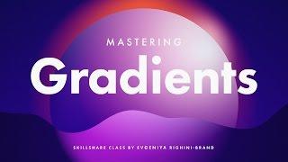 Mastering Gradients in Illustrator – Promo