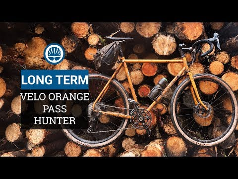 Velo Orange Pass Hunter Review - Ultra-Versatile Steel Shred Wagon