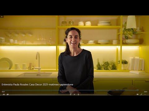 Paula Rosales de More&Co en Casa Decor 2021