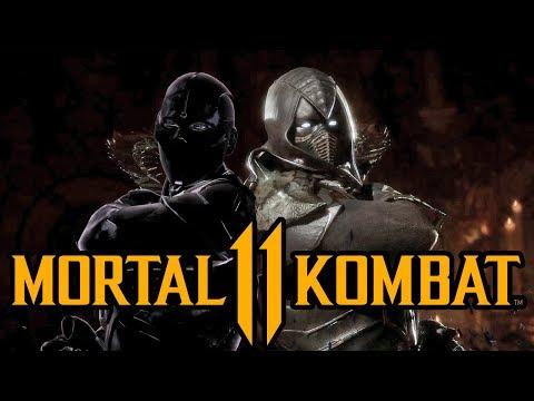 Mortal Kombat 11 - Noob Saibot New Moves & Features thumbnail