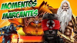 """Momentos Marcantes dos Games #2 - """"AMPUTAÇÃO NOS JOGOS"""""""