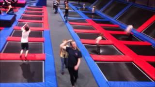 Energi trampoline park