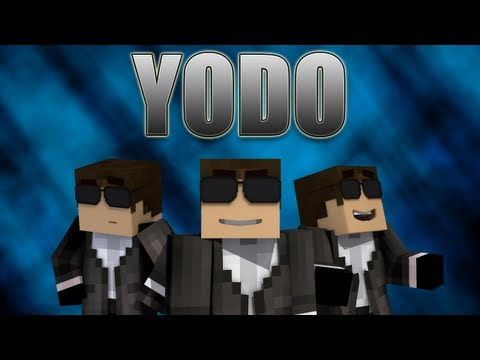 """YODO"" - A Minecraft Parody of Lonely Island's YOLO (Music Video)"