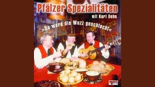 Grumbeersup un Quetschekuche (Instrumental)